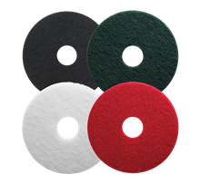 CLEANING PAD DISCS
