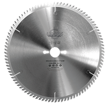 Cutting blade for non-ferrous metals