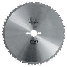 Table saw blade for various materials