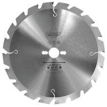 Table saw blade, specifically for pallets