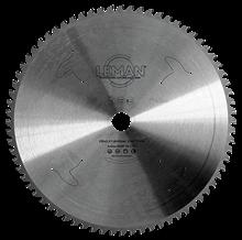 Cutting blade for non-corrodible metals