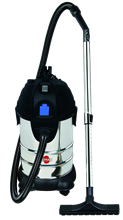 STAINLESS STEEL WET & DRY VACUUM CLEANER/BLOWER 30L