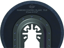 DIAMOND SEGMENT SAW BLADE