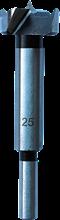FLAT BASE STEEL FORSTNER BIT