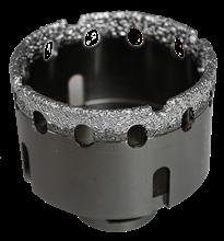 M14 DIAMOND HOLE SAW FOR STONEWARE