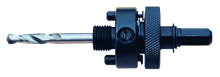 HEX HEAD MANDREL FOR Ø32 TO 210 MM HOLE SAW