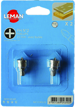 SET OF 2 BITS WITH STOP FOR PLASTER