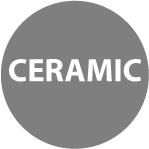 CERAMIC FAN DISC
